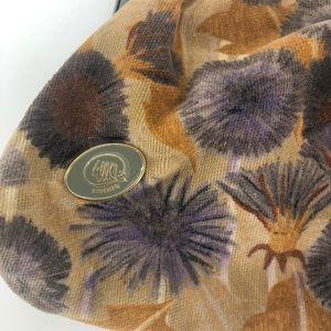 Ella Bags - Ella Firenze Vintage Dandelion Clutch